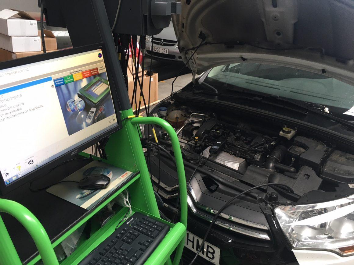 Electricidad del Automóvil